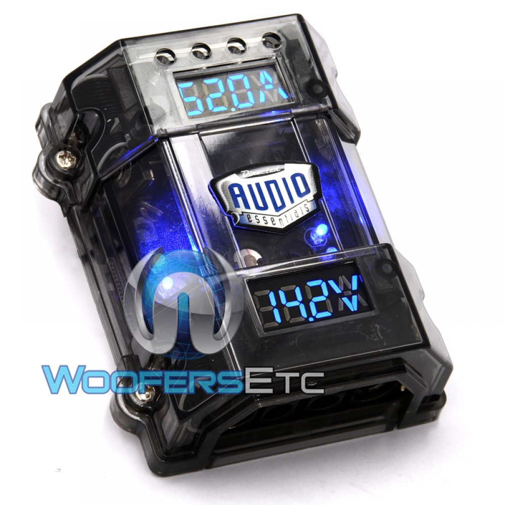 Cheap Car Audio Packages >> 62250 - Directed Audio 4 Position - AGU Distribution Block