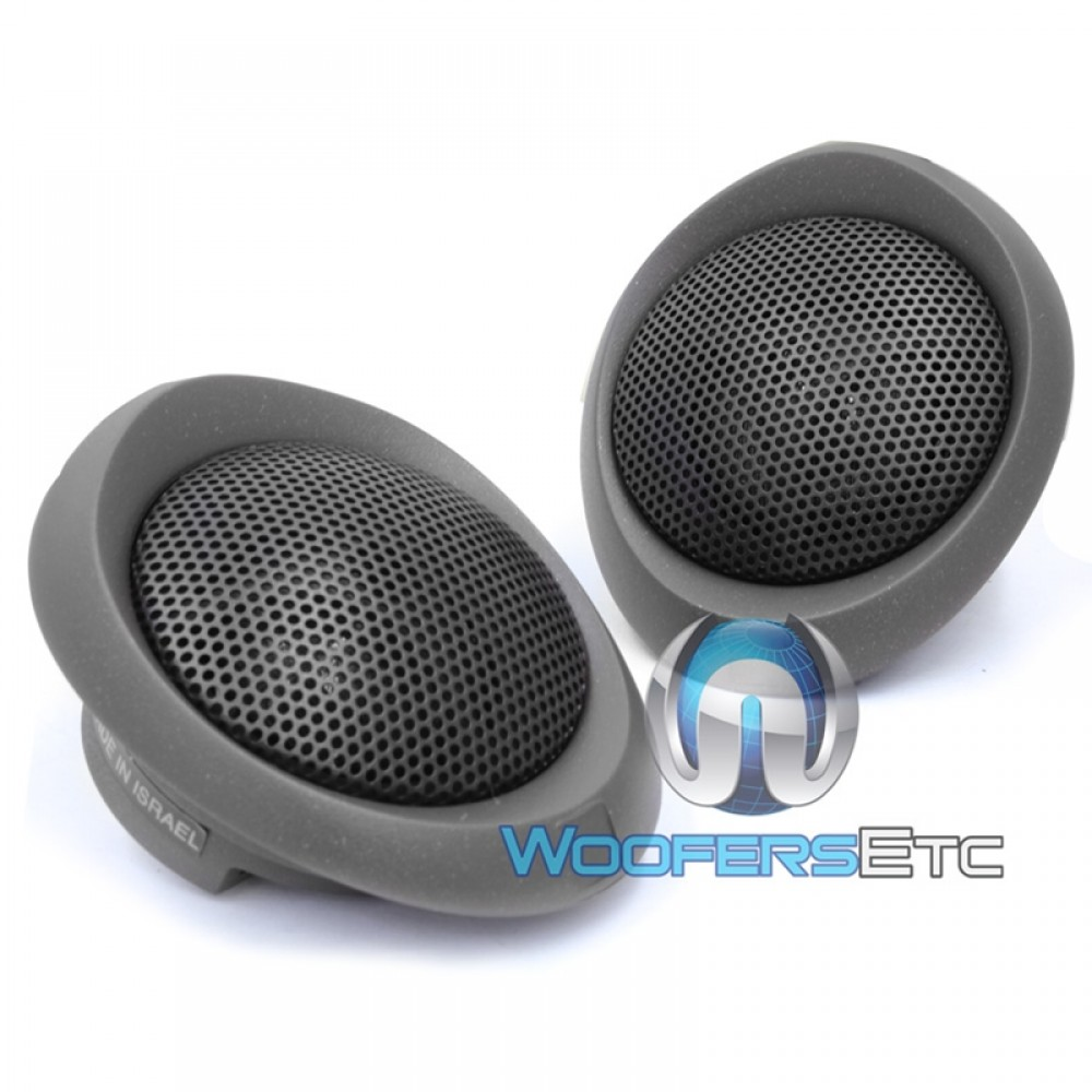 MT230 - Morel 45mm  Soft-dome Tweeters