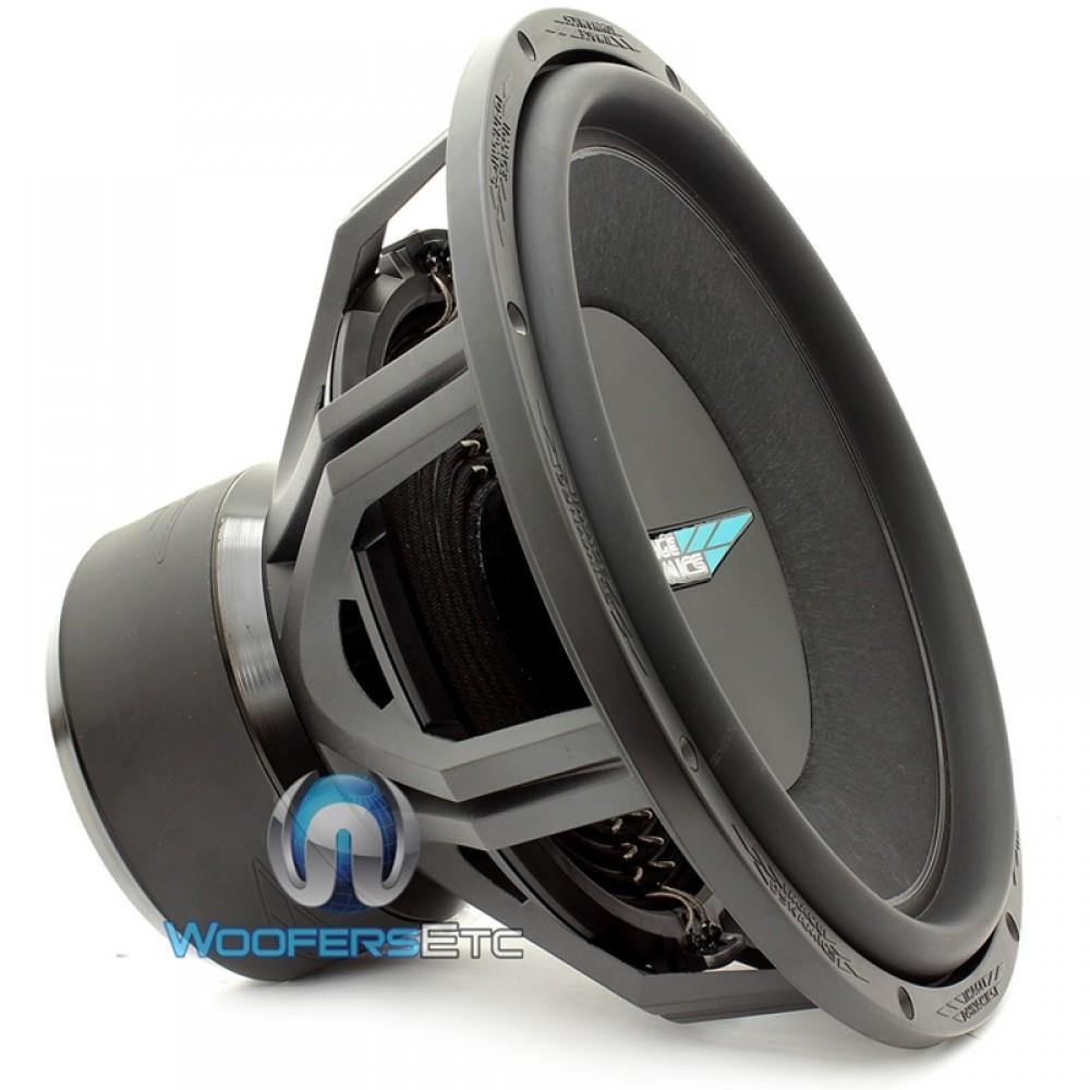 "IDMAX15 V.4 D4 - Image Dynamics 15"" Dual 4-Ohm IDMAX V.4 Series Subwoofer"