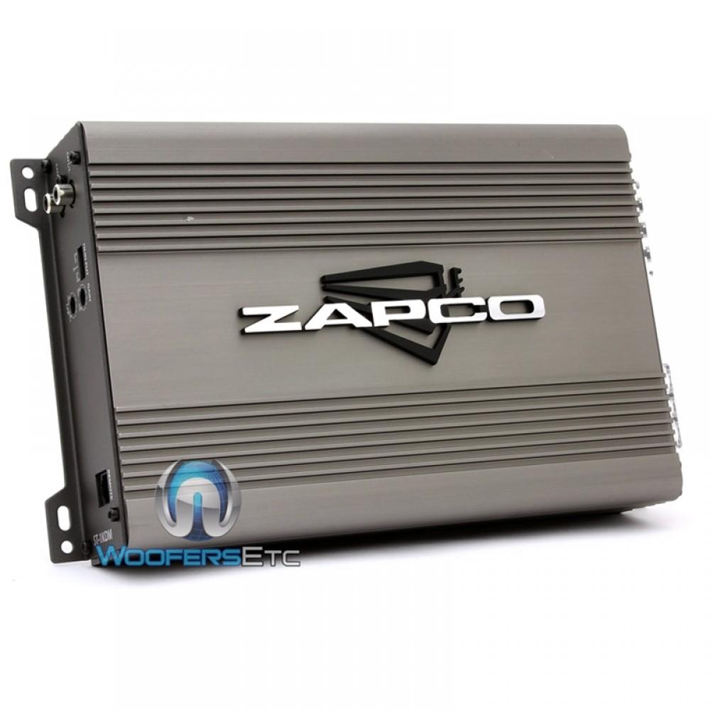 ST-1KDM - Zapco Monoblock 1000W RMSClass D Low Range Amplifier