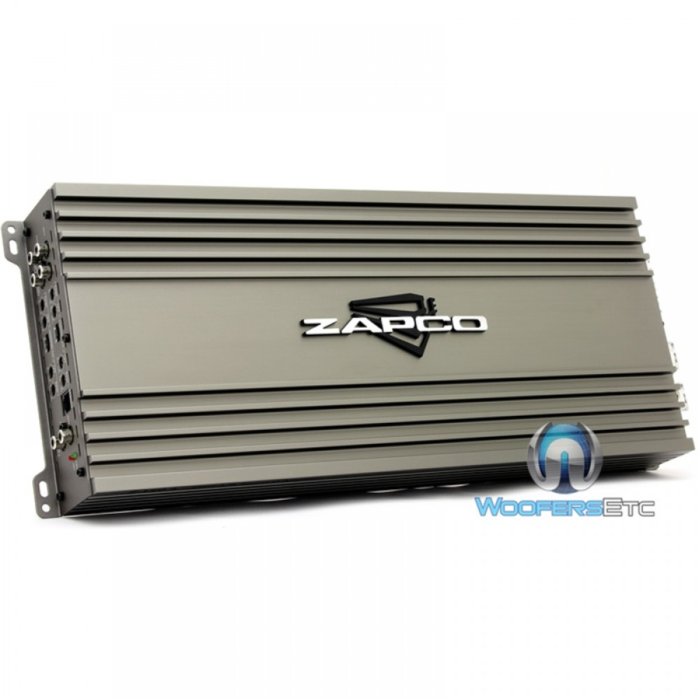 z 150 4 zapco 4 channel 1000w rms class a b z series amplifier. Black Bedroom Furniture Sets. Home Design Ideas