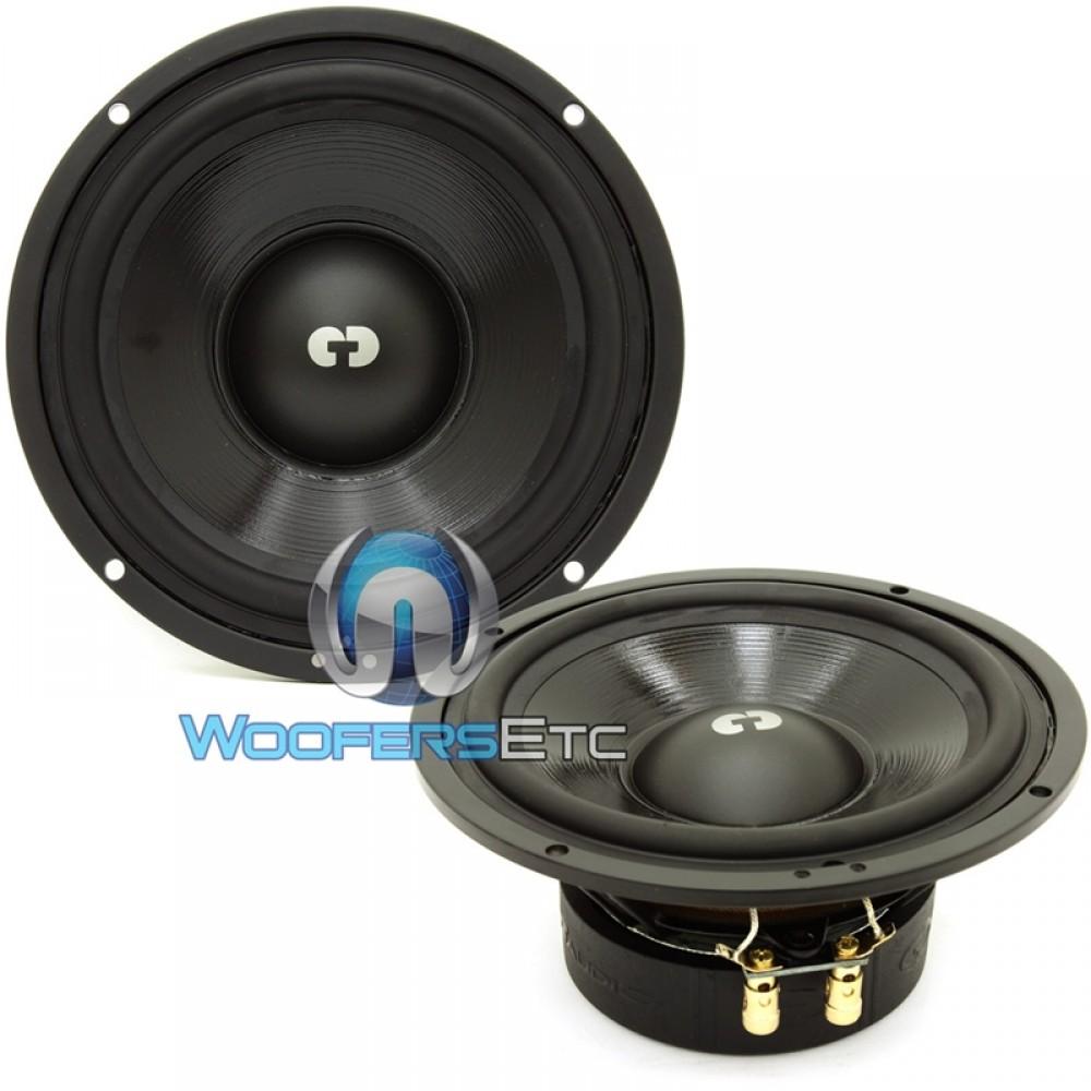 """HD-6MDVC - CDT Audio 6.5"""" 70W RMS DVC Subwoofer"""