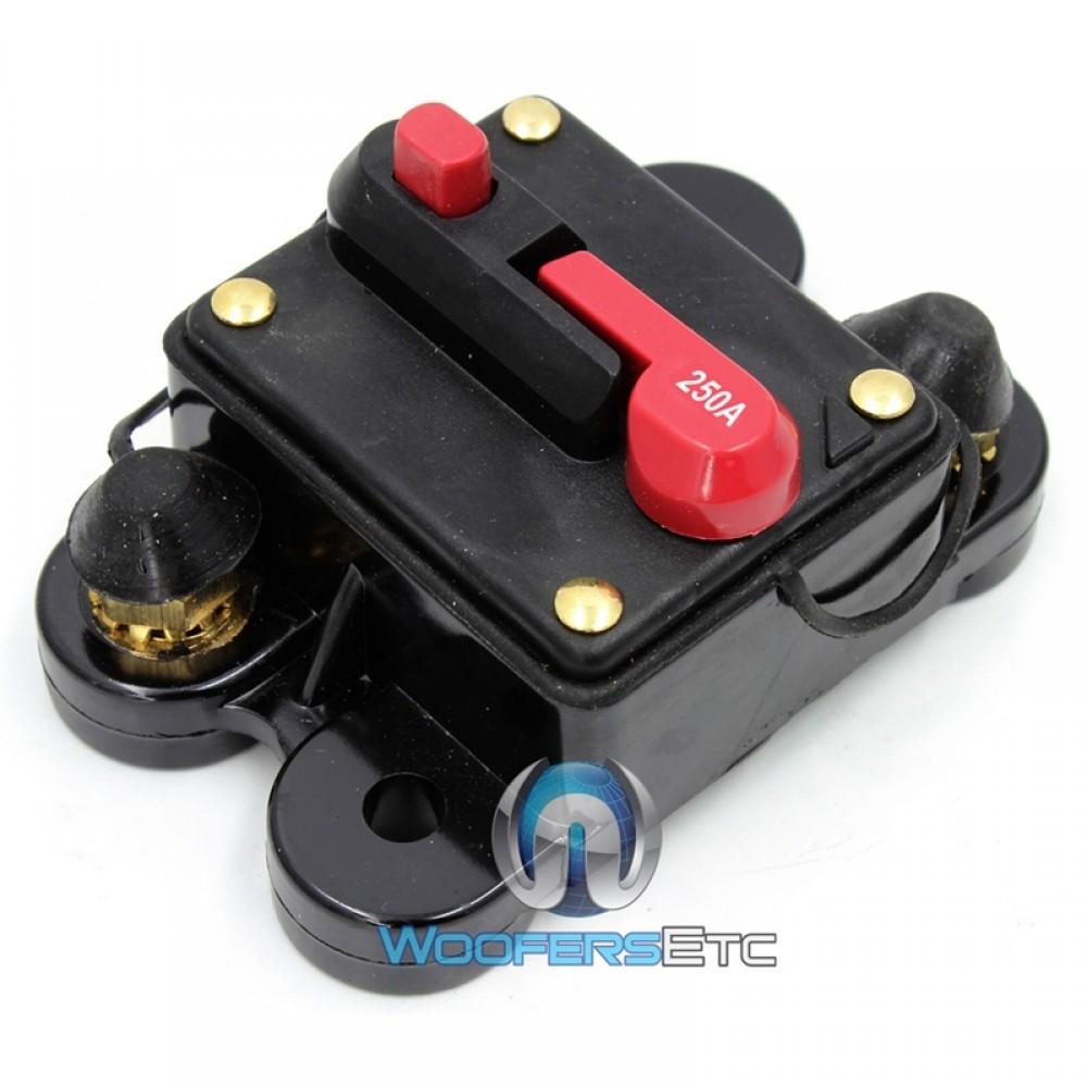 XP81/250A - Xpress 250A Circuit Breaker Distribution Block