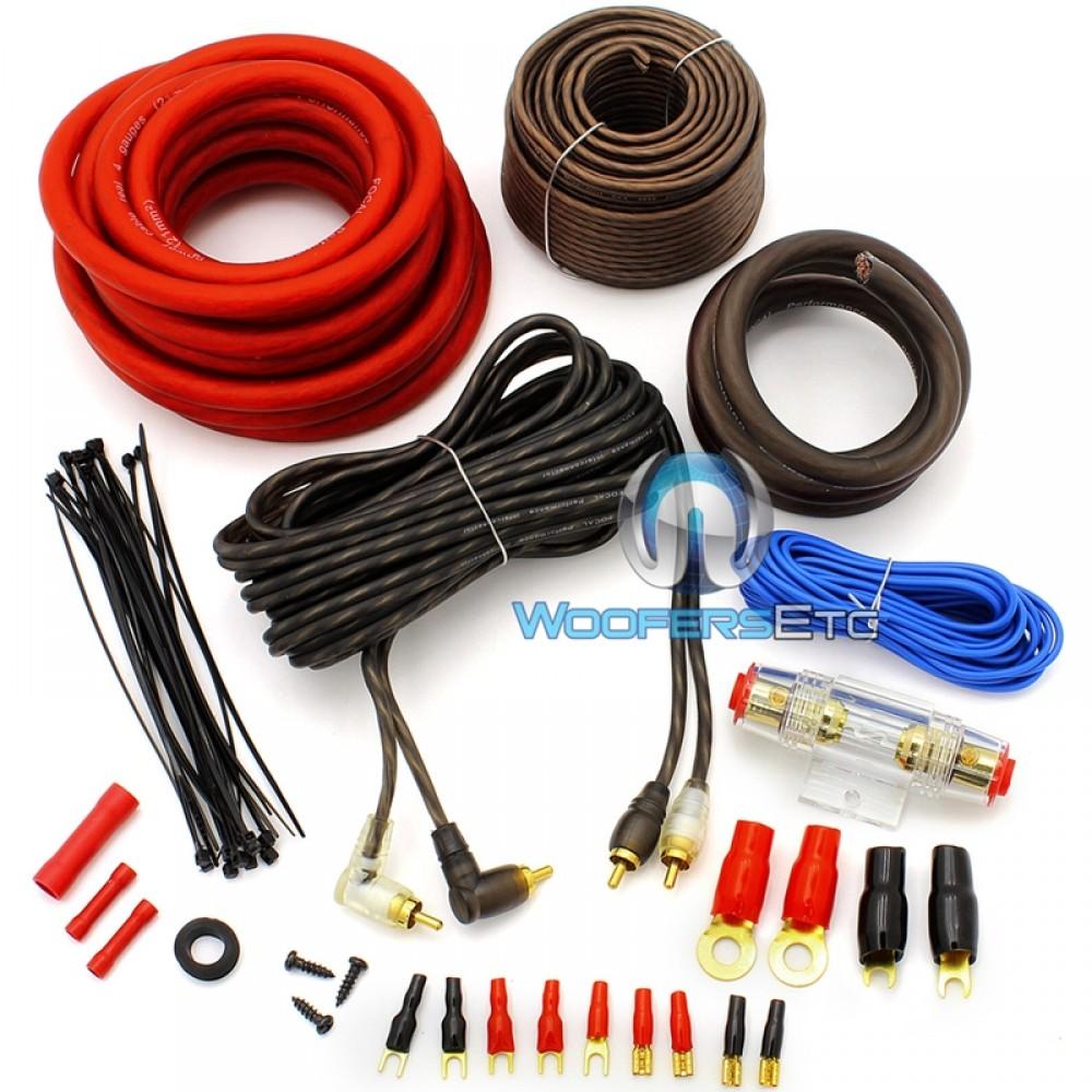 monster amp wiring kit wiring solutions rh rausco com JL Audio Wiring Kit Car Subwoofer Wiring Kit