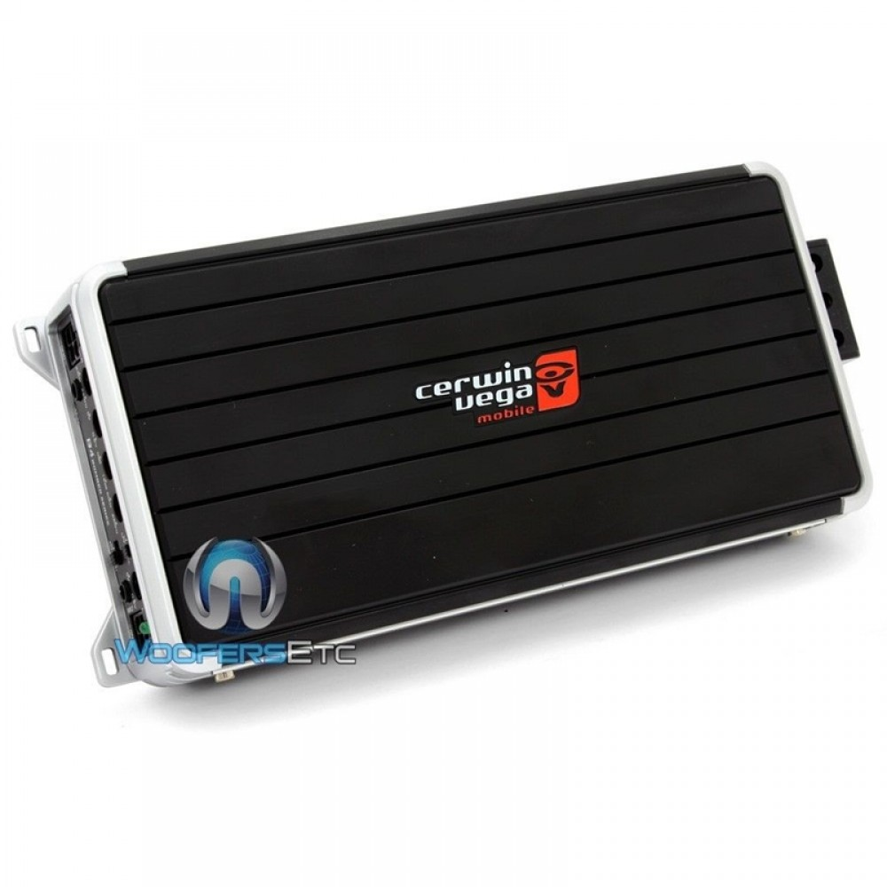 B4 Cerwin Vega 4 Channel 600w Rms Digital Motorcycle