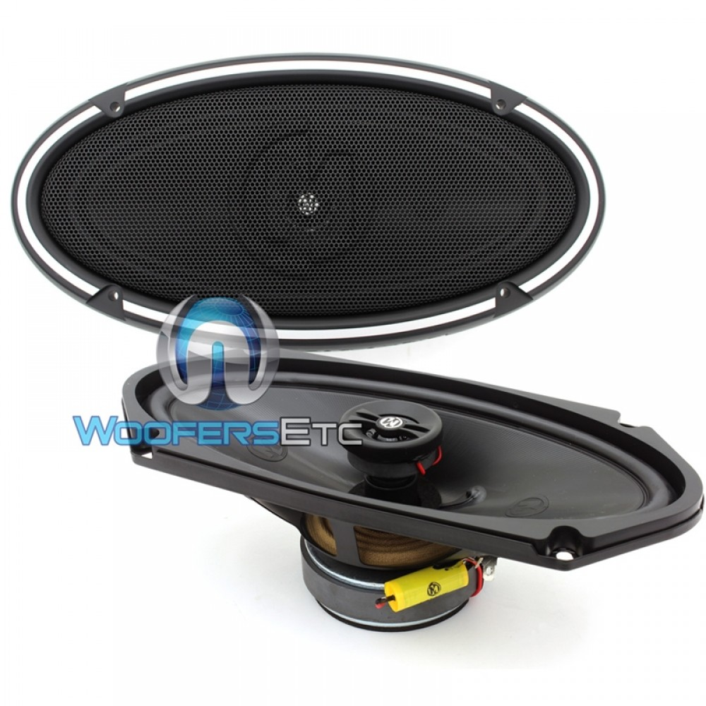 "15-PRX4102 - Memphis 4"" x 10"" 50W RMS 2-Way Coaxial Speakers"