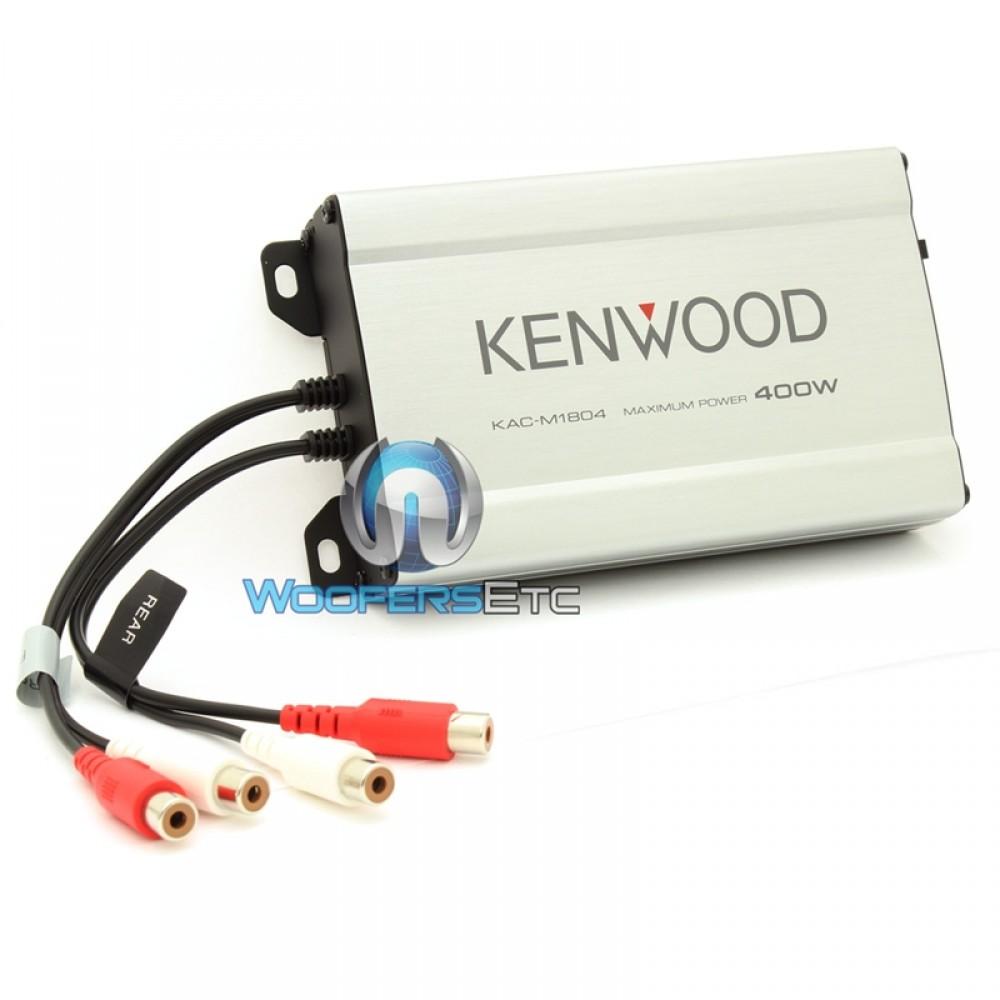 kenwood kac 33 wiring harness kenwood kac 622 wiring diagram kac-m1804 - kenwood 4-channel 400w class d compact digital ... #2