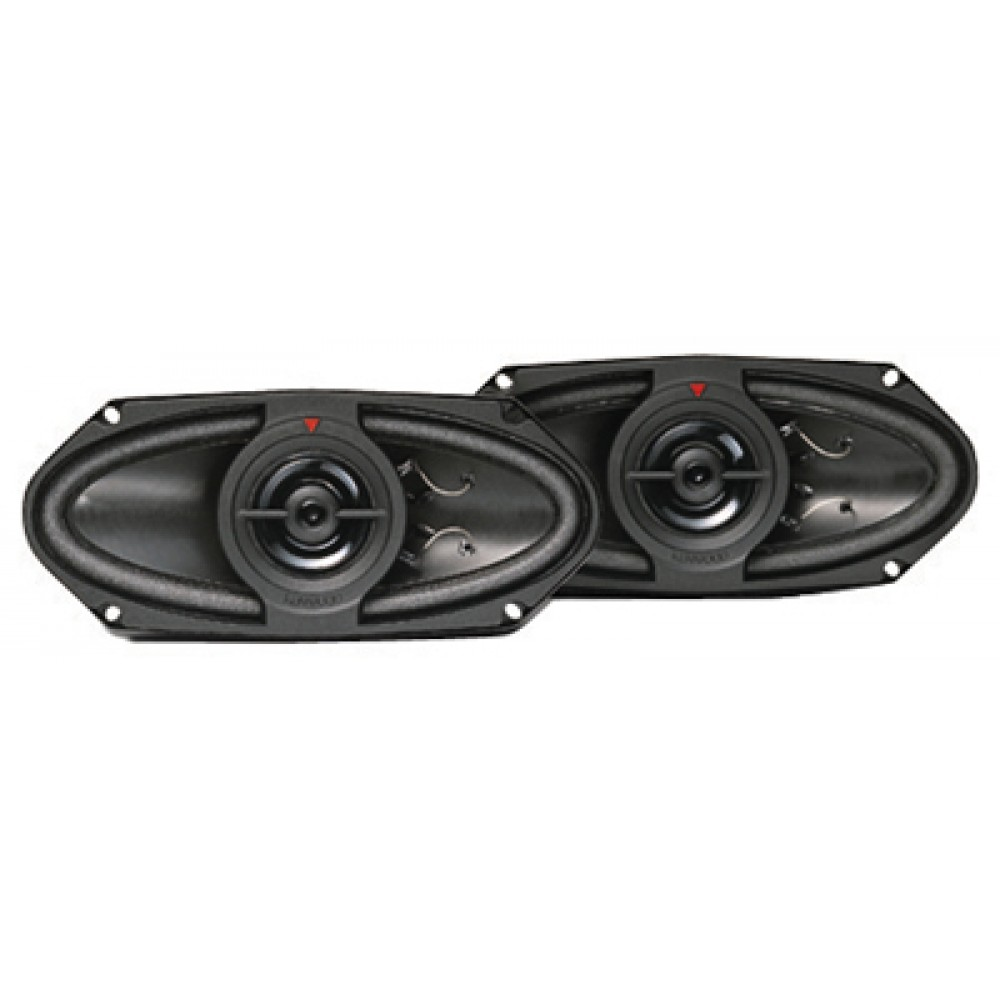 """KFC-415C - Kenwood 4 x 10"""" Coaxial Speakers"""