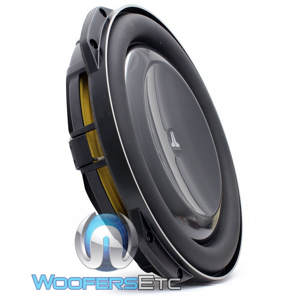 "13TW5V2-4 - JL Audio 13.5"" 4-Ohm 600W Shallow Mount Car Subwoofer"