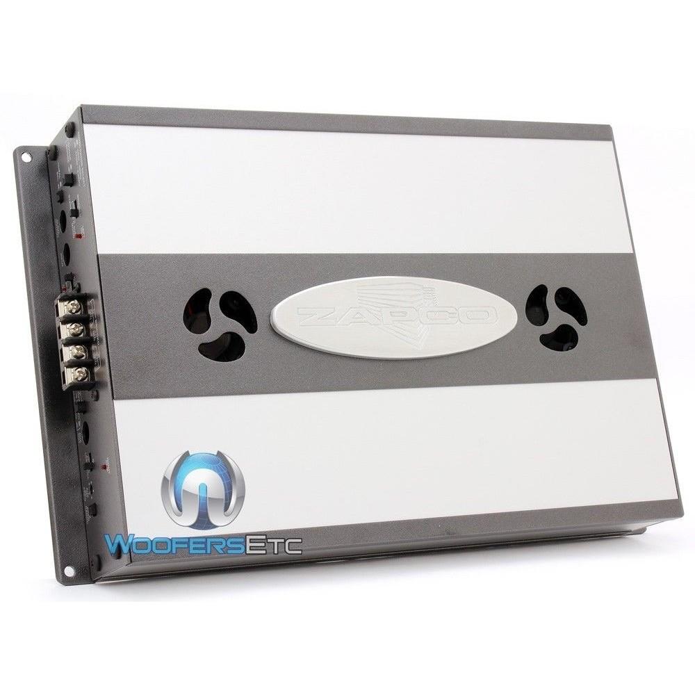 C2K-2.0X - Zapco Competition 2 Ch. 400 Watt Amplifier