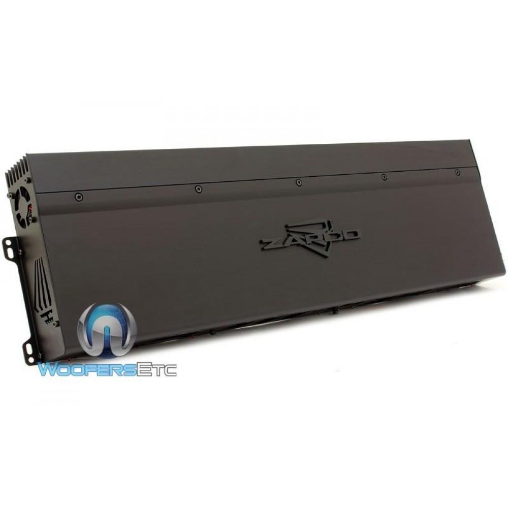 DC-656 - Zapco 6-Channel Class A/B Full Range Amplifier