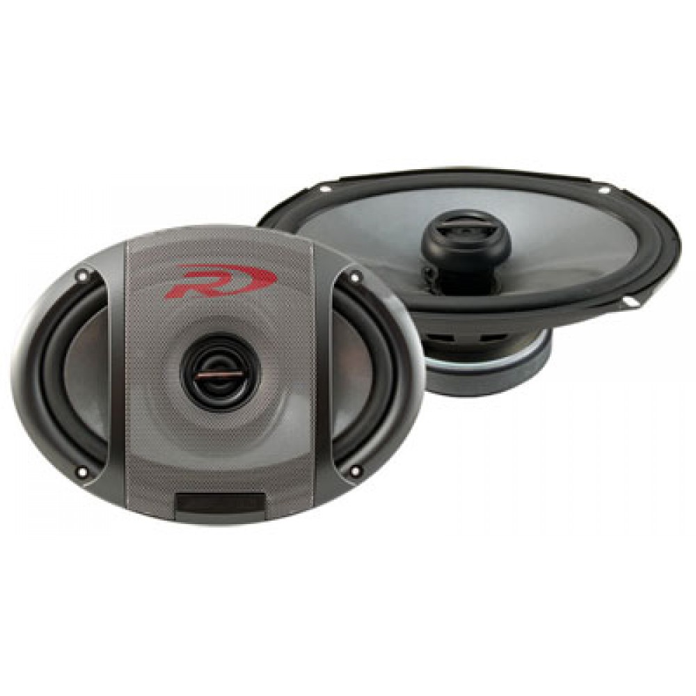 "SPR-69C - Alpine 6 x 9"" 2 Way 300 Watt Speakers"
