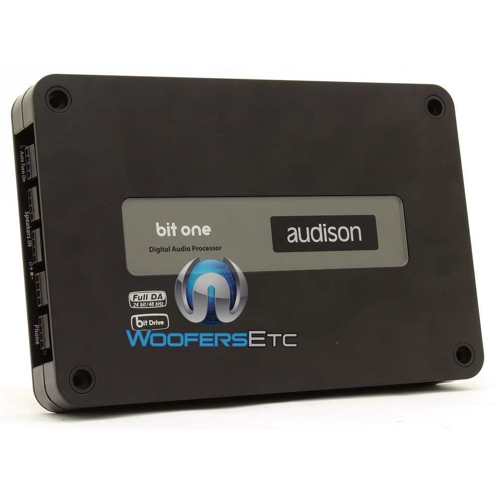 Bit One.1 - Audison Signal Processor for Amplifiers