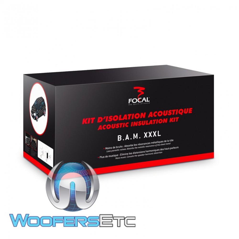 Focal B.A.M. XXXL Acoustic Insulation Kit