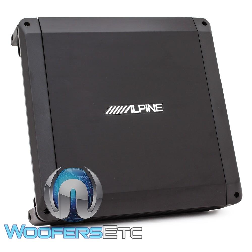 Alpine BBX-T600 2-Channel 140W RMS BBX-Series Amplifier