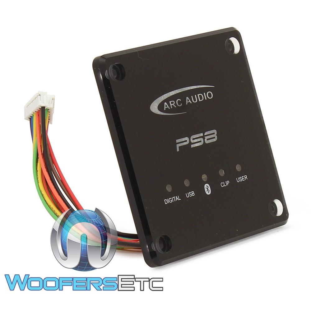 Arc Audio BTM Supplemental Bluetooth Module for PS8