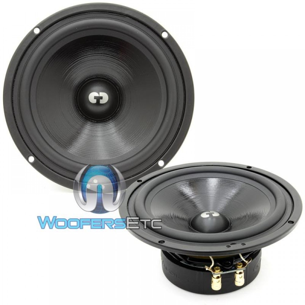 "HD-6 - CDT Audio 6.5"" High Definition Midrange Speakers"