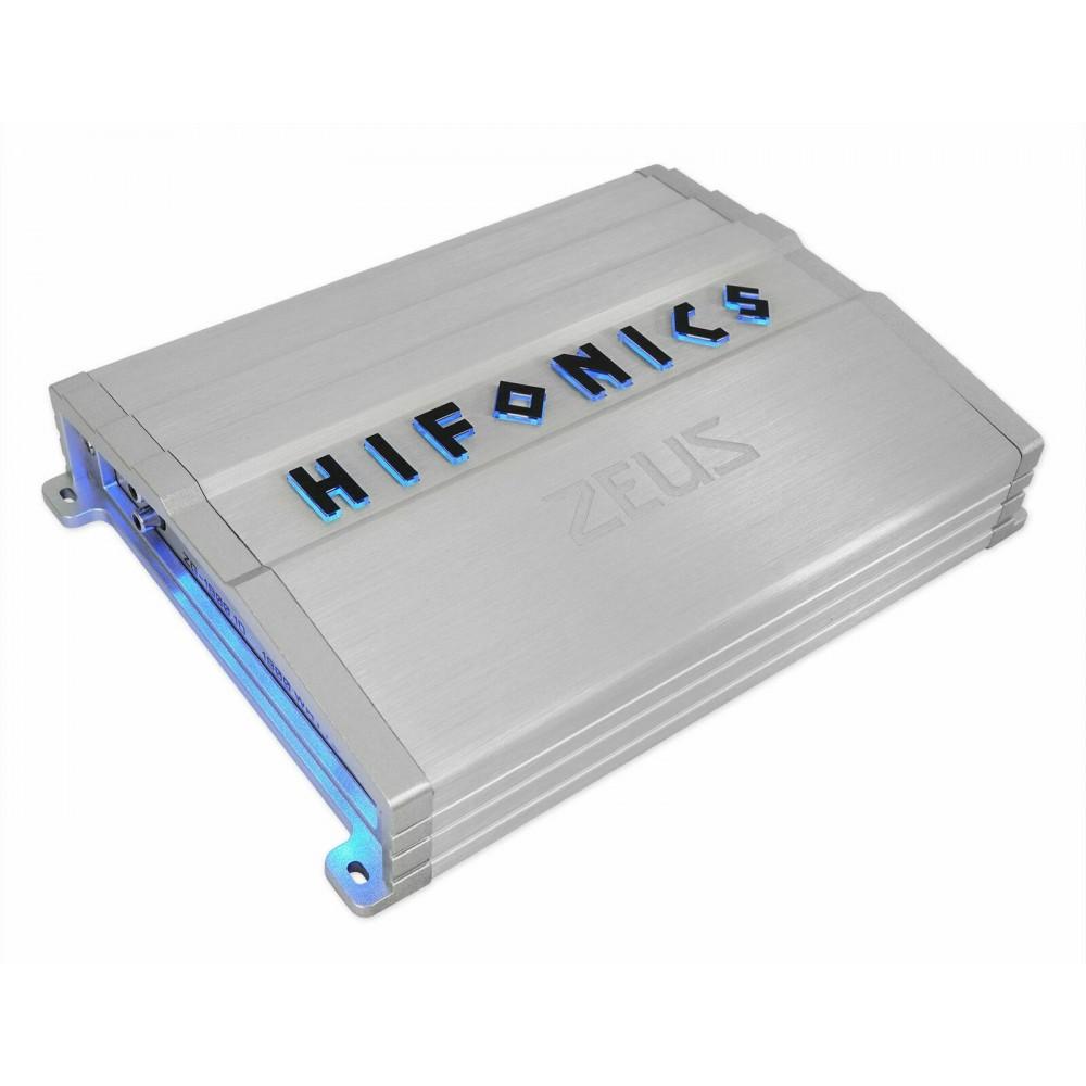 Hifonics ZG-1800.1D Monoblock 1800W RMS Class D Gamma ZG Series Amplifier