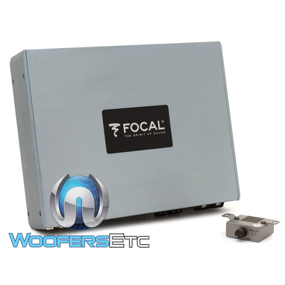 focal fdp 4 channel 600w rms full range class d amplifier. Black Bedroom Furniture Sets. Home Design Ideas