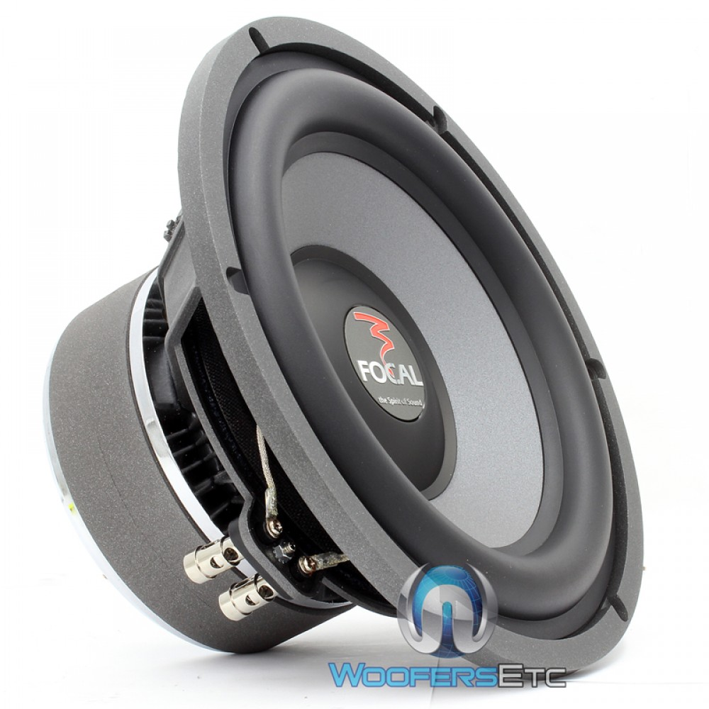 """Focal 27 V2 11"""" 300W RMS Polyglass Car Subwoofer (fits most 10"""" locations)"""