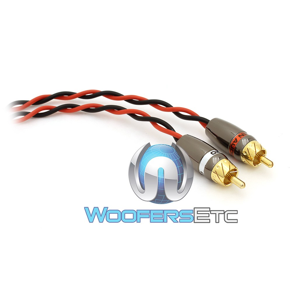 Gladen RCA Connector for High Level Input