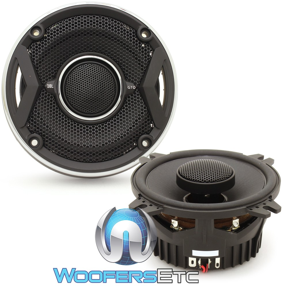 "JBL GTO429 4"" 100W RMS GTO Series 2-Way Coaxial Speakers"