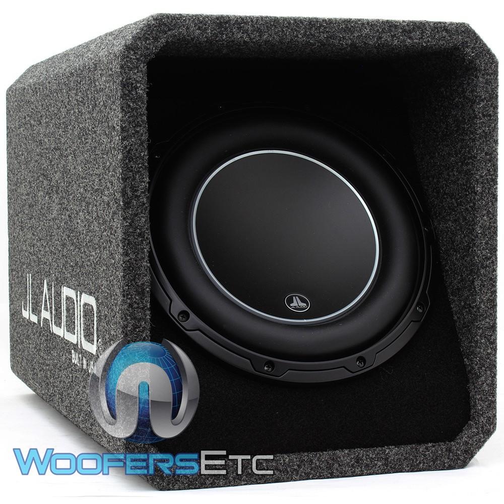 Ho110 W6v3 Jl Audio 600w W6 Series Single 10 Quot Vented