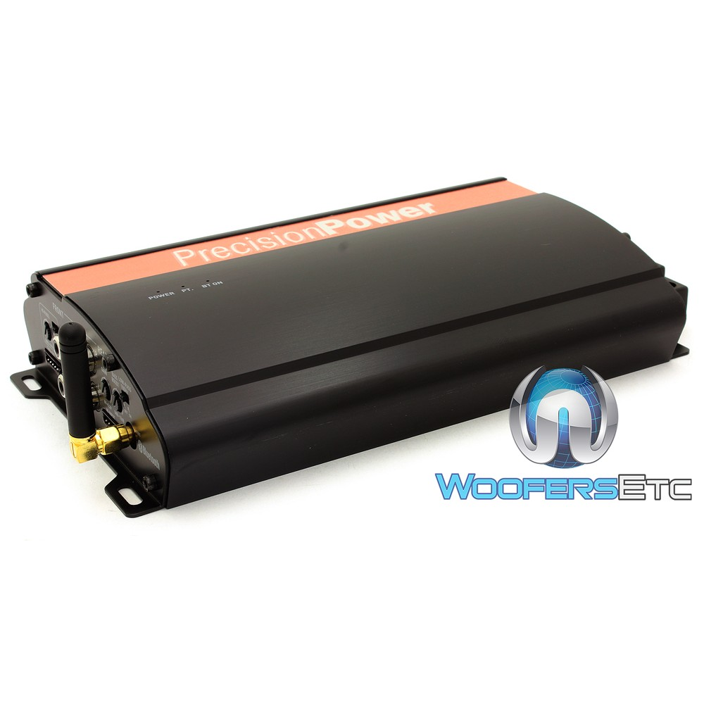 Precision Power i520.4B 4-Channel Digital Mini Bluetooth Power Amplifier