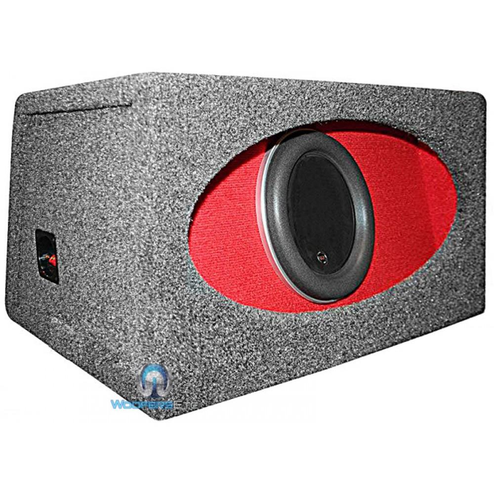 ho112r w7 jl audio single 12w7 sub in high output enclosure. Black Bedroom Furniture Sets. Home Design Ideas