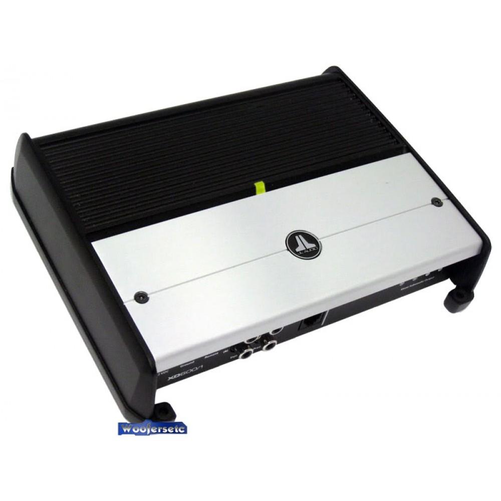 Xd600 1 Jl Audio 600 Watt Class D Monoblock Subwoofer Amplifier Amplifiers