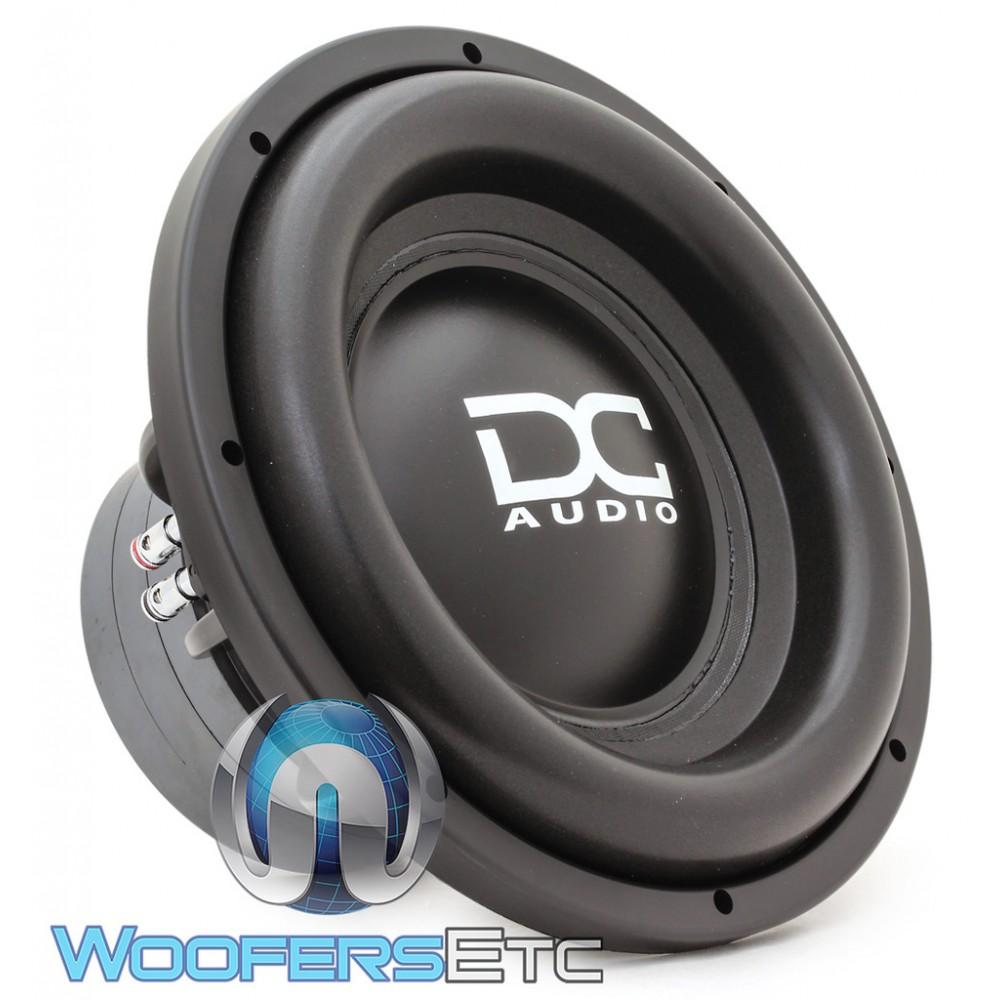 """DC Audio LV3 M2.1 12 D1 12"""" Dual 1-Ohm 900W RMS Subwoofer"""