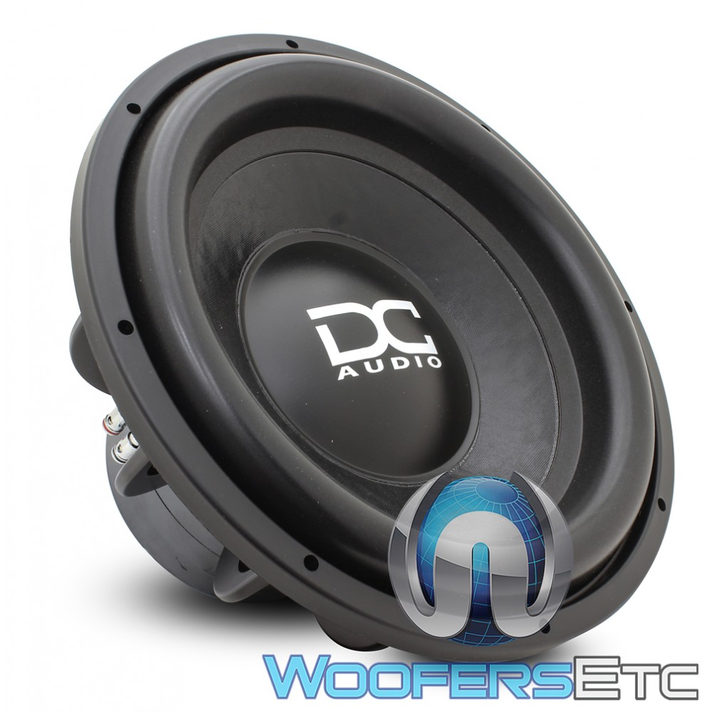 """DC Audio LV3 M2.1 15 D1 15"""" Dual 1-Ohm 900W RMS Subwoofer"""