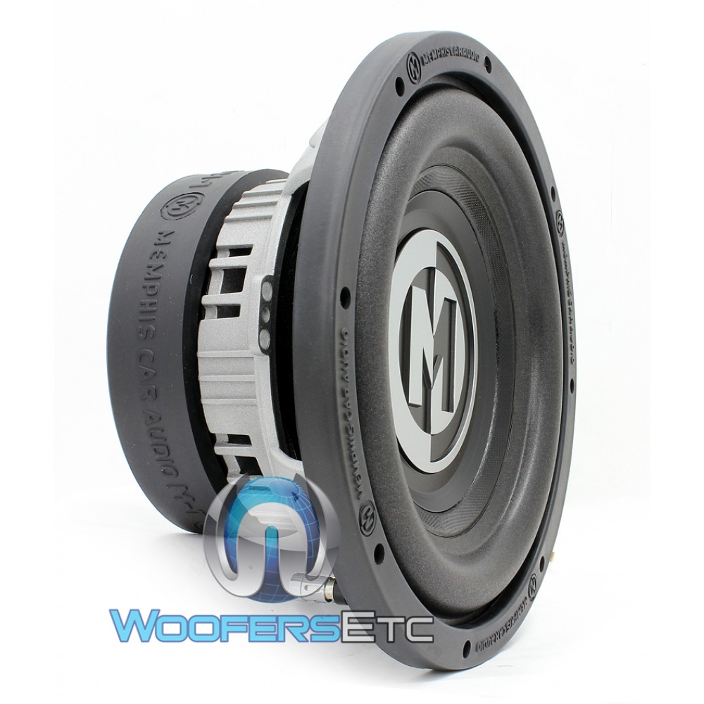 "15-M1104 - Memphis 10"" 600 Watt Single Voice Coil M1 Subwoofer"