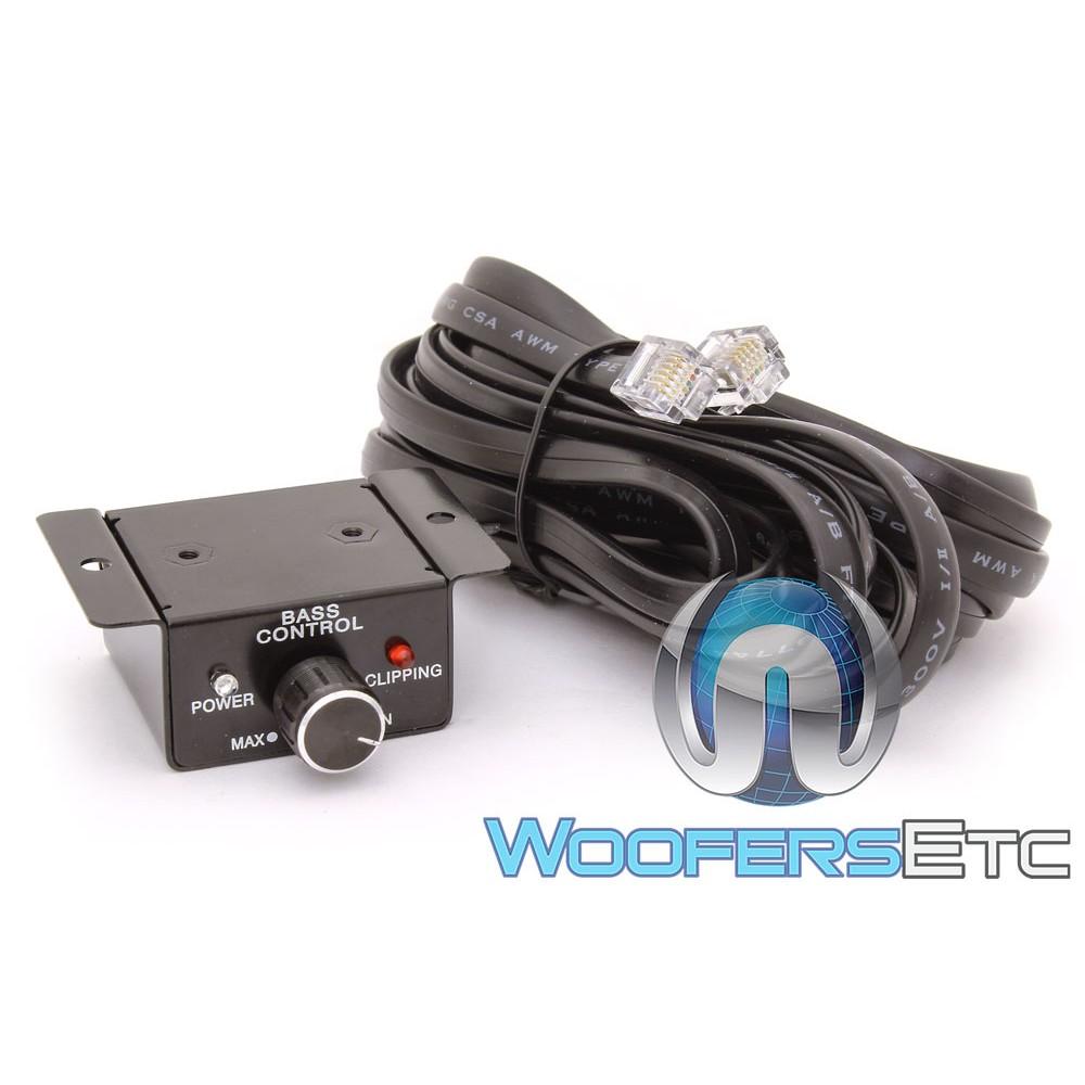 DC Audio Model 2.0 / 3.5 / 5.0 Remote Control and Wire