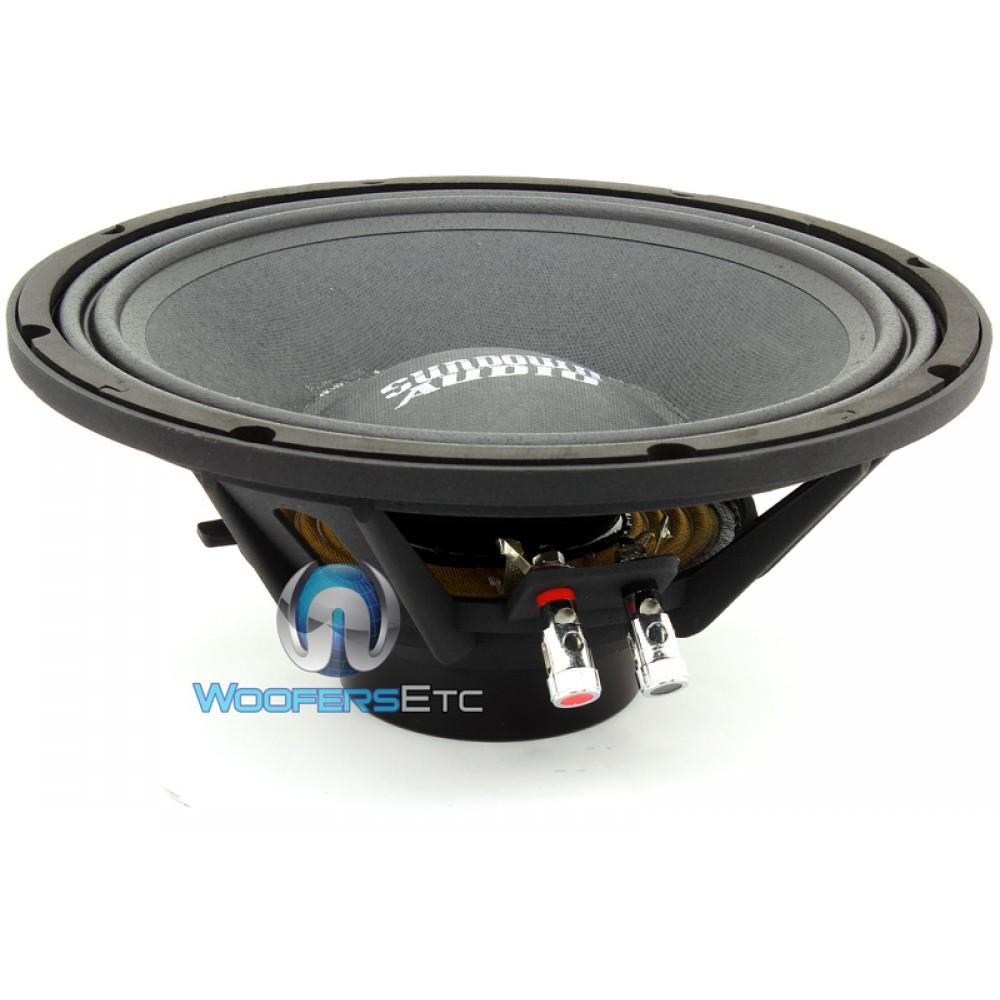 "Sundown Audio NeoPro 10 V2 4 10"" 300W 4-Ohm Midrange Speaker"