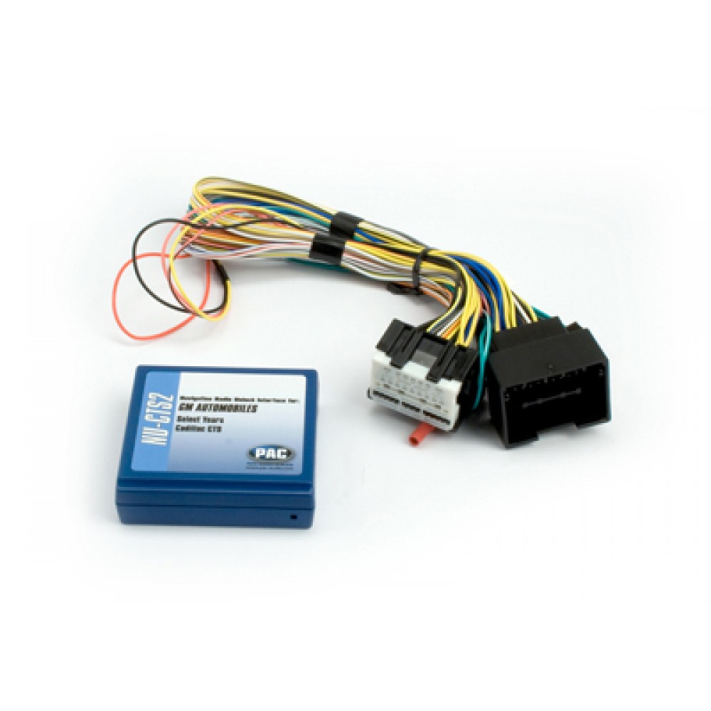 NU-CTS2 - PAC Navigation Unlock Interface for 2008-2010 Cadillac CTS & CTS-V