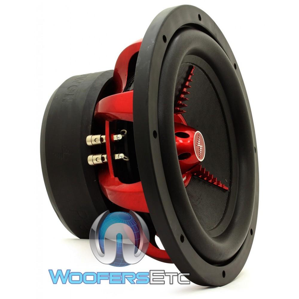 Pc 12 Precision Power 12 Quot Dual 2 Ohm Power Class Subwoofer