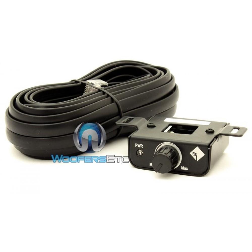 Rockford Fosgate Prime Series Remote Control for Gen2 Gen3 Amplifiers