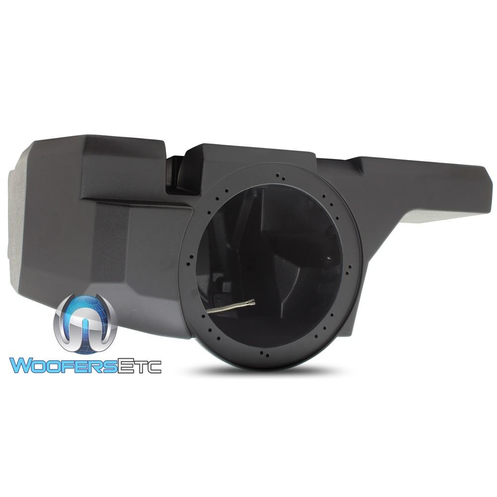 """Rockford Fosgate RFRZ-FWE Direct Fit 10"""" Subwoofer Enclosure for Select Polariz RZR Models"""