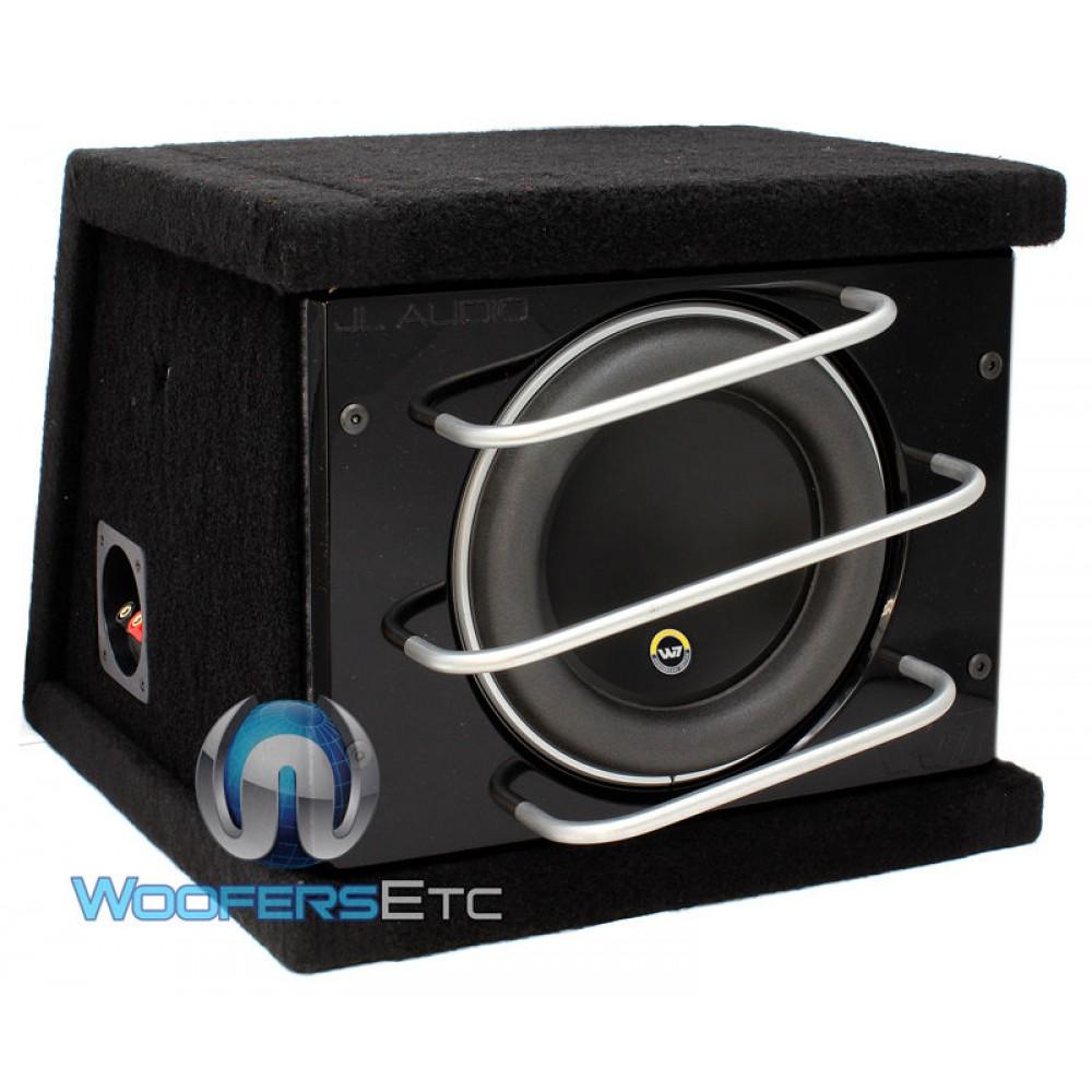 """CLS113RG-W7AE - JL Audio 13"""" Single 13W7AE-D1.5 Loaded"""