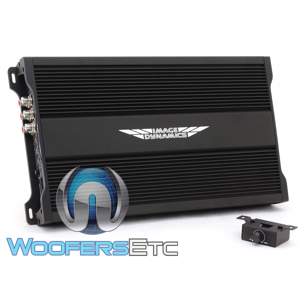 Image Dynamics SQ1400.5 5-Channel 600W RMS SQ Series Amplifier