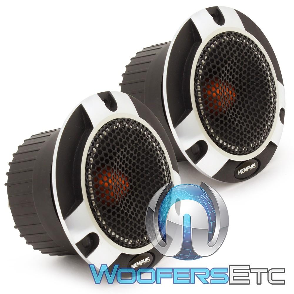 """Memphis SRXPT 4"""" 100W RMS Pro Audio Component Tweeters"""