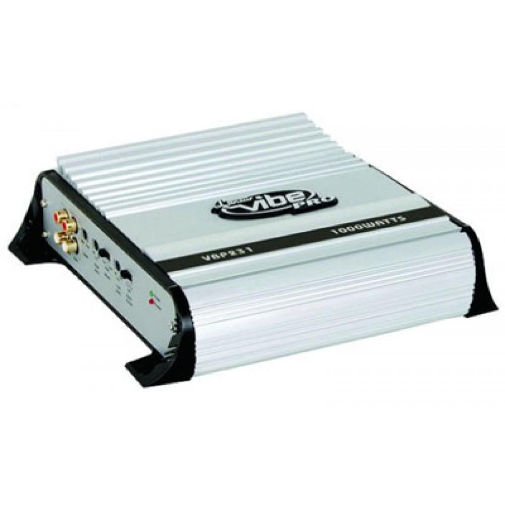 Vbp231 Lanzar Vibe Pro Series 1000 Watts 2 Channel Car Amplifier 250 Watt Rms 4channel Amp Wire Kit Audio Savings