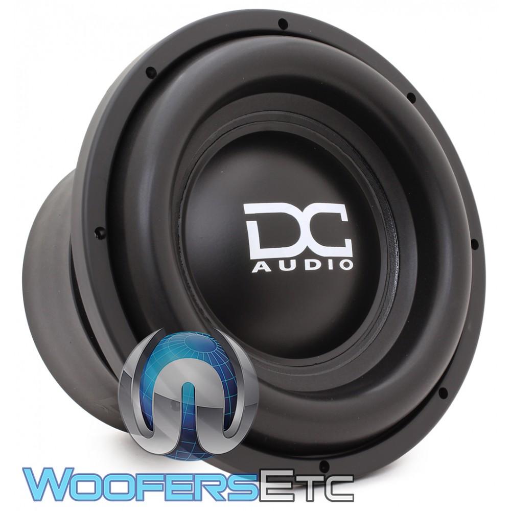 """DC Audio XL M4 12 D1 12"""" Dual 1-Ohm 2200W RMS Subwoofer"""