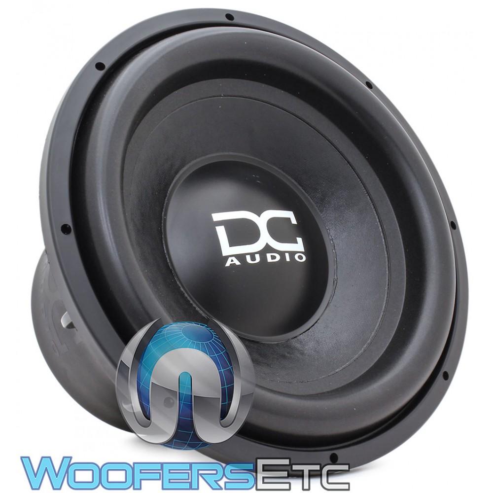 """DC Audio XL M4 15 D2 15"""" Dual 2-Ohm 2200W RMS Subwoofer"""