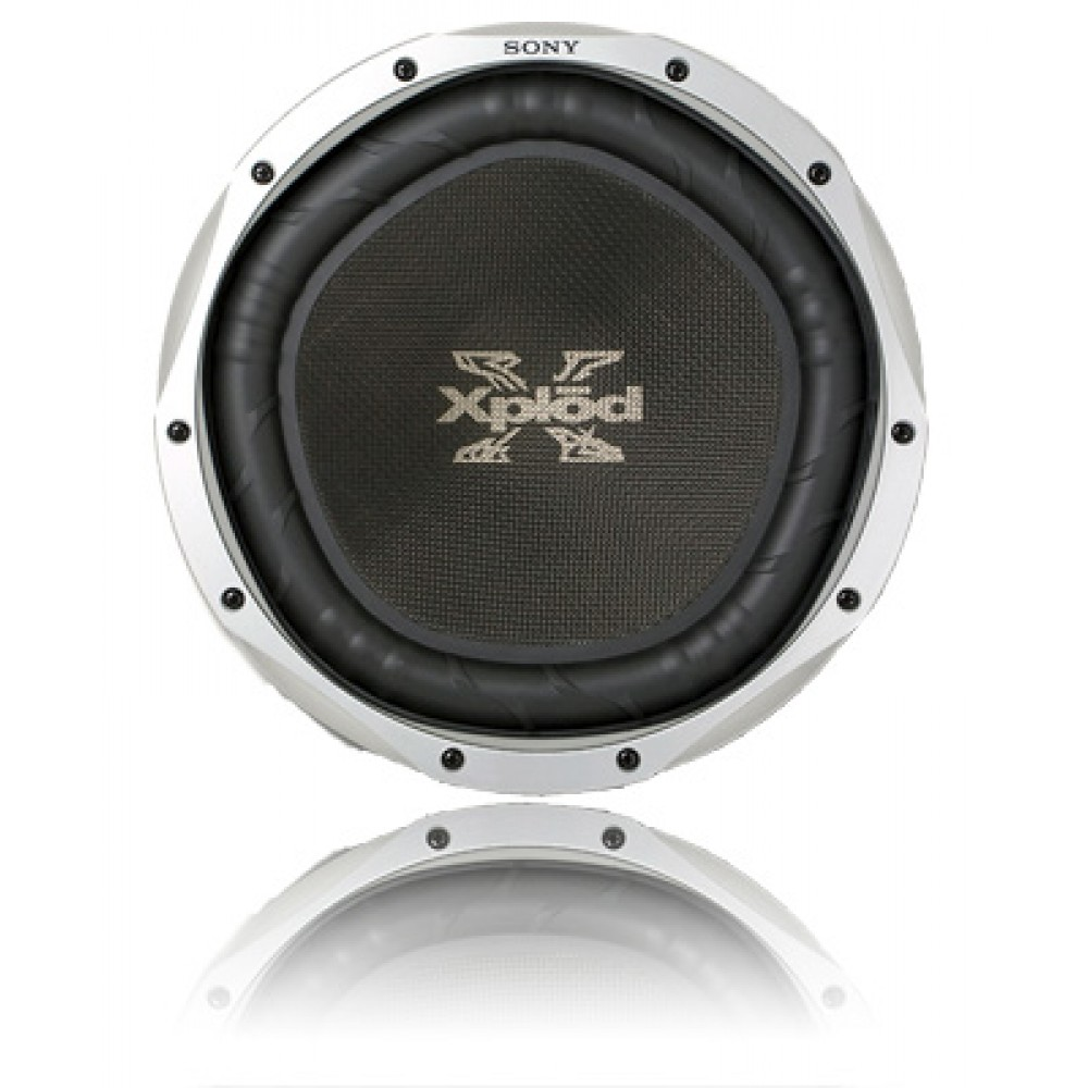 "XSL126P5B - Sony 12"" Single 4-Ohm 1300W Xplod Subwoofer"