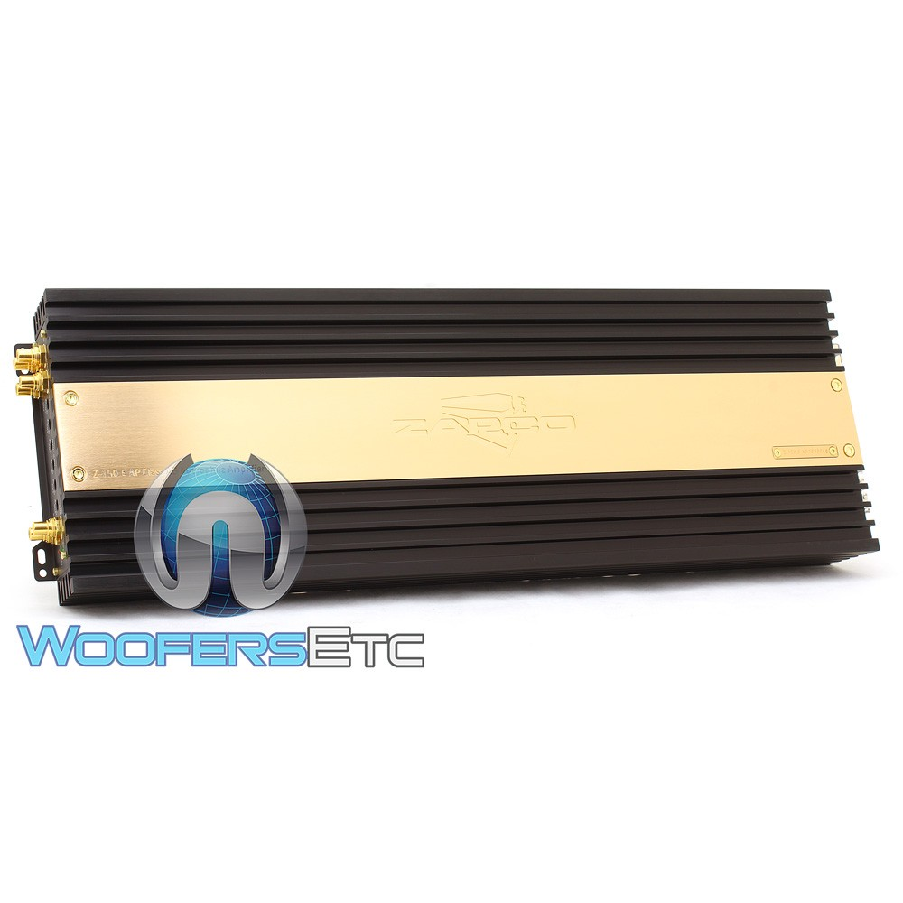 Zapco Z-150.6 AP 6-Channel 1500W RMS Class A/B Amplifier