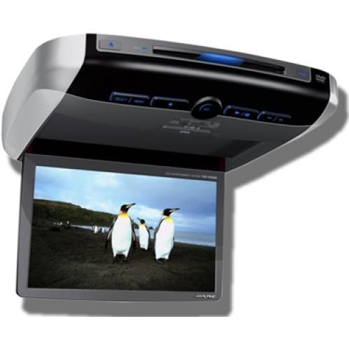 pkg rse2 alpine 10 2 overhead video monitor with built. Black Bedroom Furniture Sets. Home Design Ideas