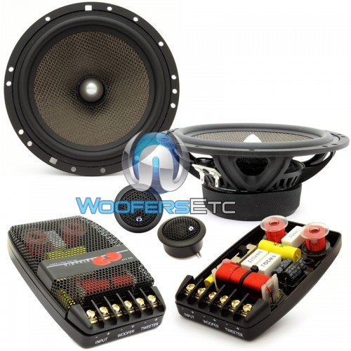 component speakers ohm