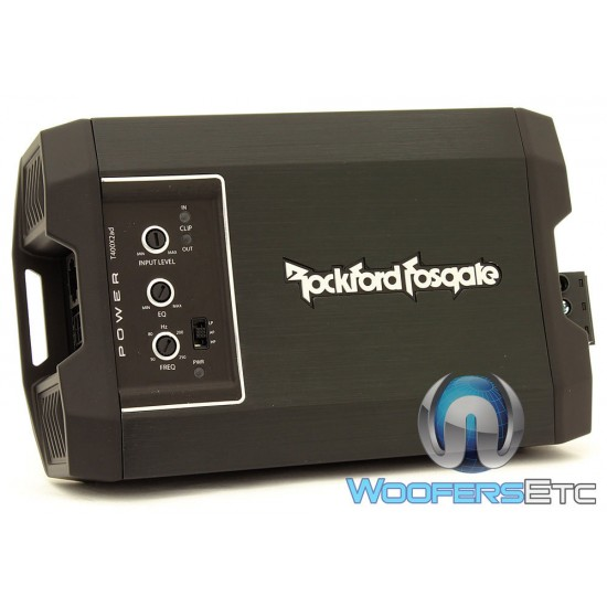 Rockford Fosgate T400X2AD Power 2-Channel 400 Watts RMS